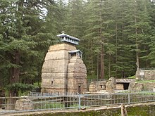Hindu temples of Jageshwar valley