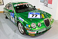 Jaguar S-Type Diesel race car front-right Heritage Motor Centre, Gaydon.jpg