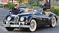 Jaguar XK 140, 2013 Oldtimer Bohemia Rally 42.JPG