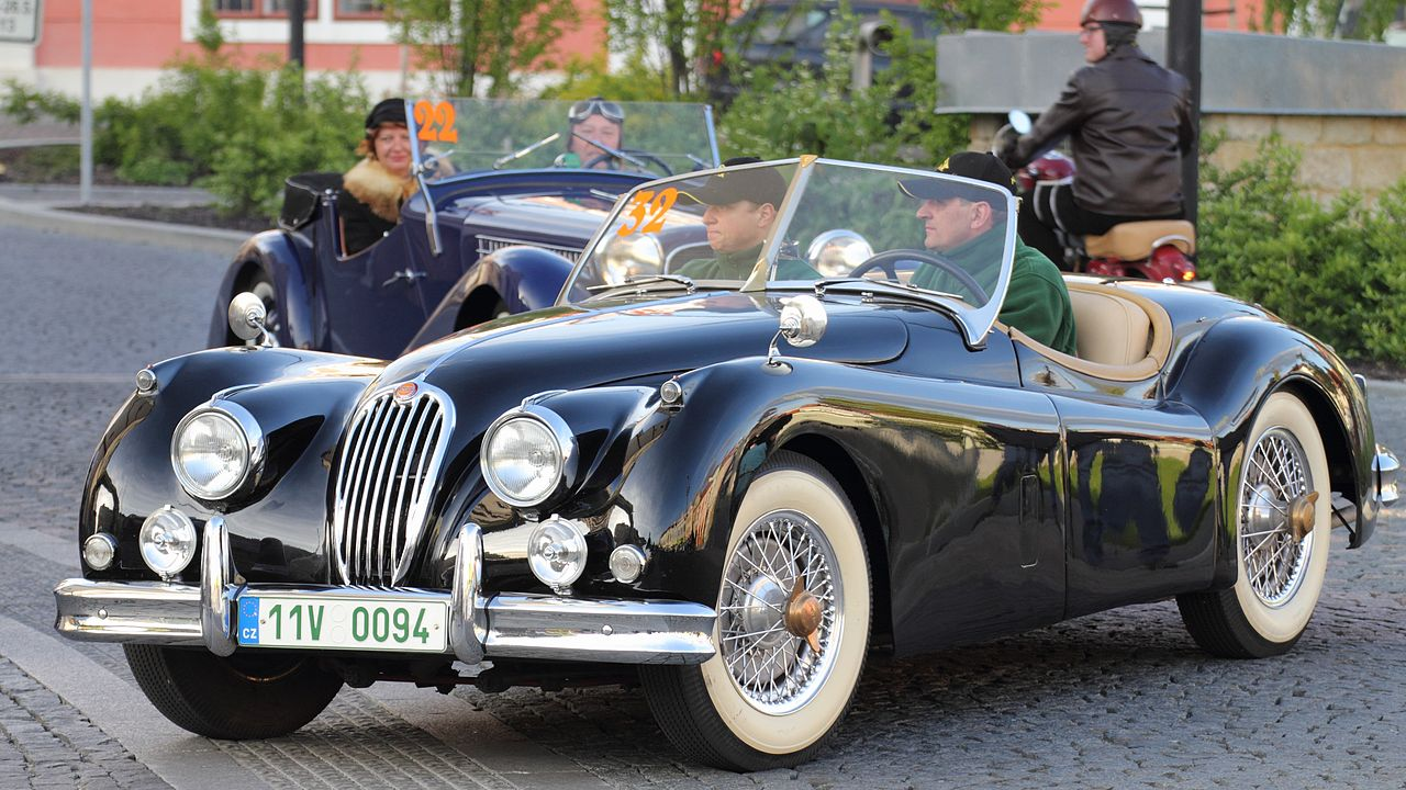 file jaguar xk 140 2013 oldtimer bohemia rally 42 jpg. Black Bedroom Furniture Sets. Home Design Ideas