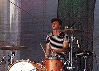 Jakob Sudau (Tonbandgerät) (Rio-Reiser-Fest Unna 2013) IMGP8239 smial wp.jpg