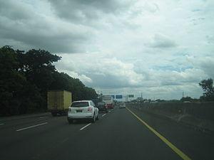Jakarta–Cikampek Toll Road - Jakarta - Cikampek Toll Road KM 36