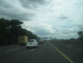 Jakarta–Cikampek Toll Road - Image: Jakpek 36