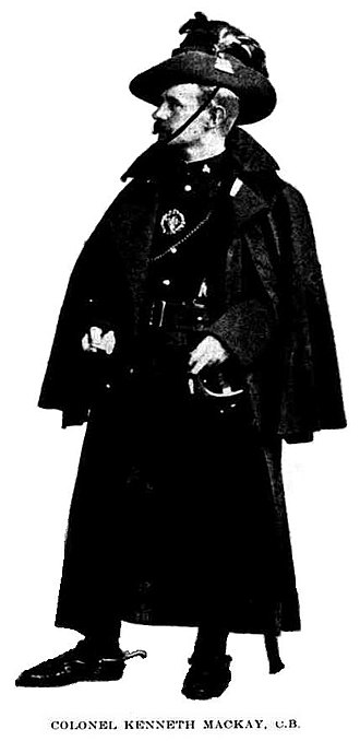 James Mackay (Australian politician) - Colonel Kenneth Mackay (1901)