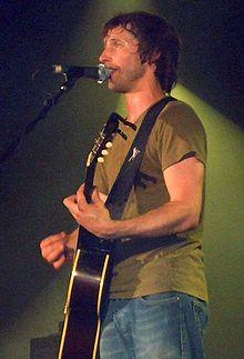James Blunt performing in Vienna in 2006
