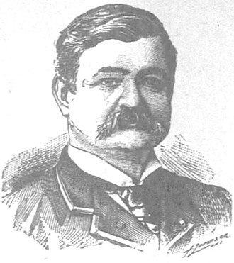 James O'Donnell (politician) - Port Huron Daily Times (Port Huron, MI), October 2, 1896