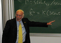 Jim Simons - Jim Simons Interview (3 Videos): Mathematics, Common Sense, Good Luck & My Life And Careers