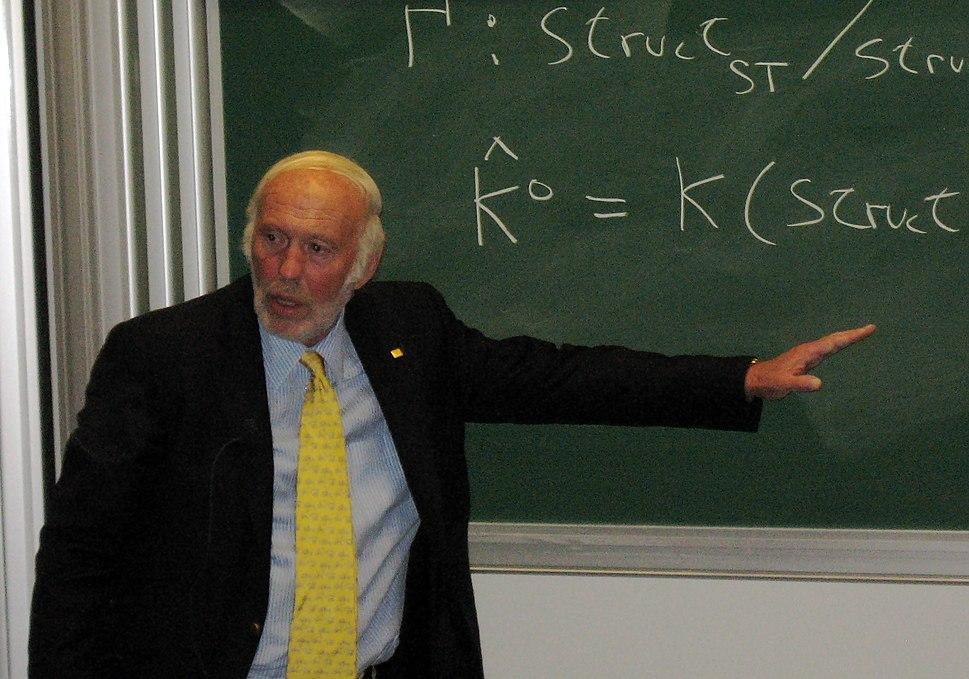 James Simons 2007