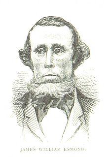 James Esmond Australian gold prospector