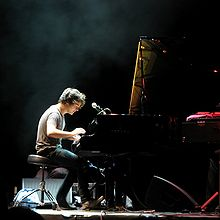 Jamie Cullum l'any 2009