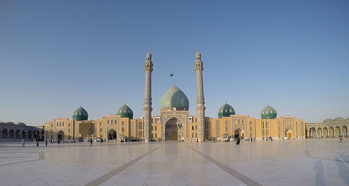 نتیجه تصویری برای مسجد جمکران
