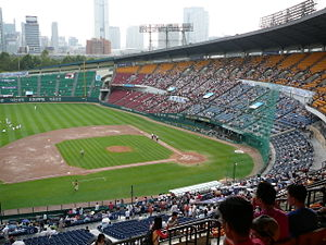 KBO League - Image: Jamsil Baseball Stadium