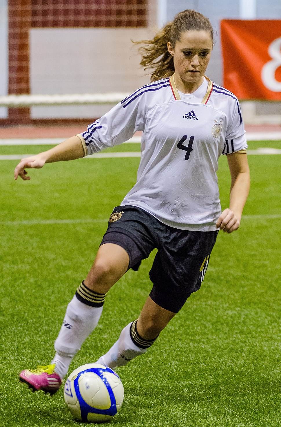 Jaser Franziska 121121 f18 Sverige-Tyskland 0-4 3460