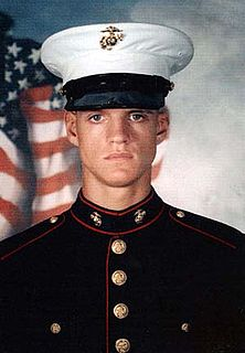 Jason Dunham United States Marine Corps Medal of Honor recipient