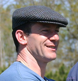 Jason Isaacs - Isaacs at a Masters Celebrity Pro-Am Golf Tournament in 2005