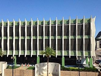 Jessie Ball duPont Center - Image: Jbdc