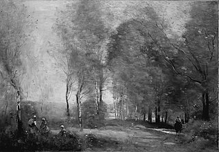 Peasants in a Clearing near Arras
