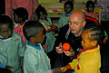 Jean-Marc Richard interview des enfants du CREN de Madagascar.jpg