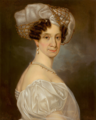 Jean Lestyan - Portrait of a lady - Slovak National Gallery.png