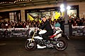 Jeremy Renner arrives by motorbike at the Sydney (7732155004).jpg