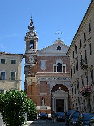Iesi - Cathedral (Duomo)