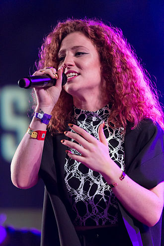 Jess Glynne - Glynne performing at South by Southwest in 2015