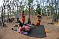 Jhokan Das and Group - Baul Song Performance - Saturday Haat - Sonajhuri - Birbhum 2014-06-28 5304.JPG