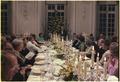 Jimmy Carter and Rosalynn Carter attend State Dinner at the Schloss Augustusburg in Bonn, Germany - NARA - 180291.tif