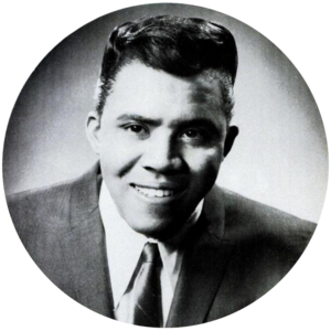 Jimmy Ruffin - Ruffin in 1964