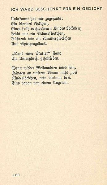 Filejoachim Ringelnatz Gedichte Dreier Jahre 100jpg