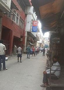 Nezaměstnaní migrující pracovníci v Dillí během výluky IMG 20200414 144754.jpg