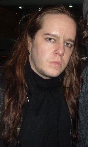 Joey Jordison - Jordison in 2008