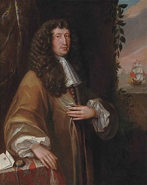 William Barrington, 2nd Viscount Barrington - Image: John michael wright portrait of a gentleman (john shute barrington, 1st viscount barrington (1678 1734)),
