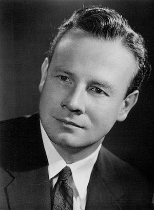 John Alexander (tenor) - Alexander in 1960.