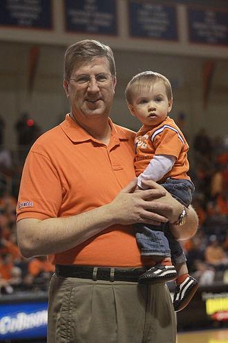 John C. Bravman - John C. Bravman and his son Cole