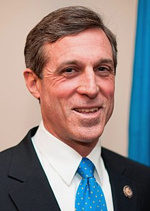 John C. Carney Jr. official portrait 112th Congress (cropped).jpg