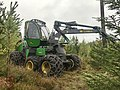 John Deere 1070G forestry harvester.jpg
