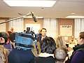 John Edwards in Campaign Office (2827201093).jpg