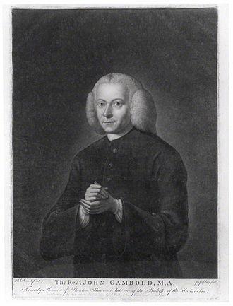 John Gambold - John Gambold
