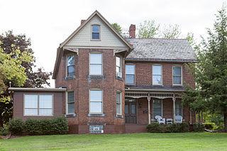 Fallowfield Township, Washington County, Pennsylvania Township in Pennsylvania, United States