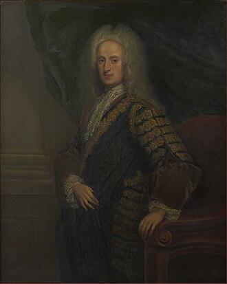 John Hay, 4th Marquess of Tweeddale - John Hay, 4th Marquess of Tweeddale