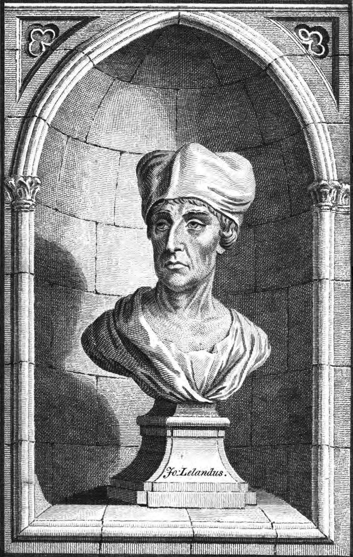 John Leland Antiquary Wikipedia