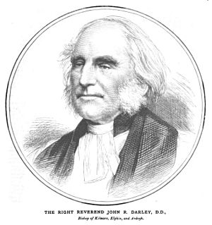John Darley (bishop) Irish bishop