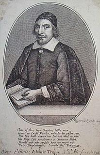 John Trapp English theologian