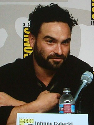 Johnny Galecki, 2009
