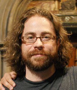 Jonathan Coulton in november 2009.