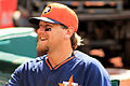 Jonathan Meyer Astros exhibition March 2014.jpg