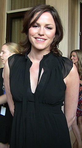 Jorja Fox in 2009