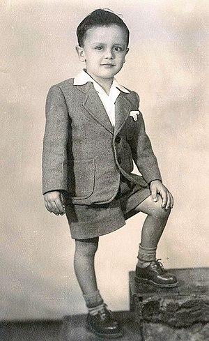 José Serra - Serra in 1947