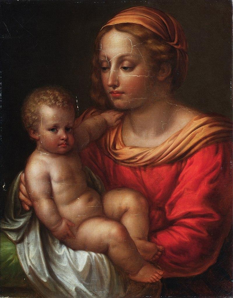 Josef Abel - Madonna mit Kind - 2207 - Österreichische Galerie Belvedere.jpg
